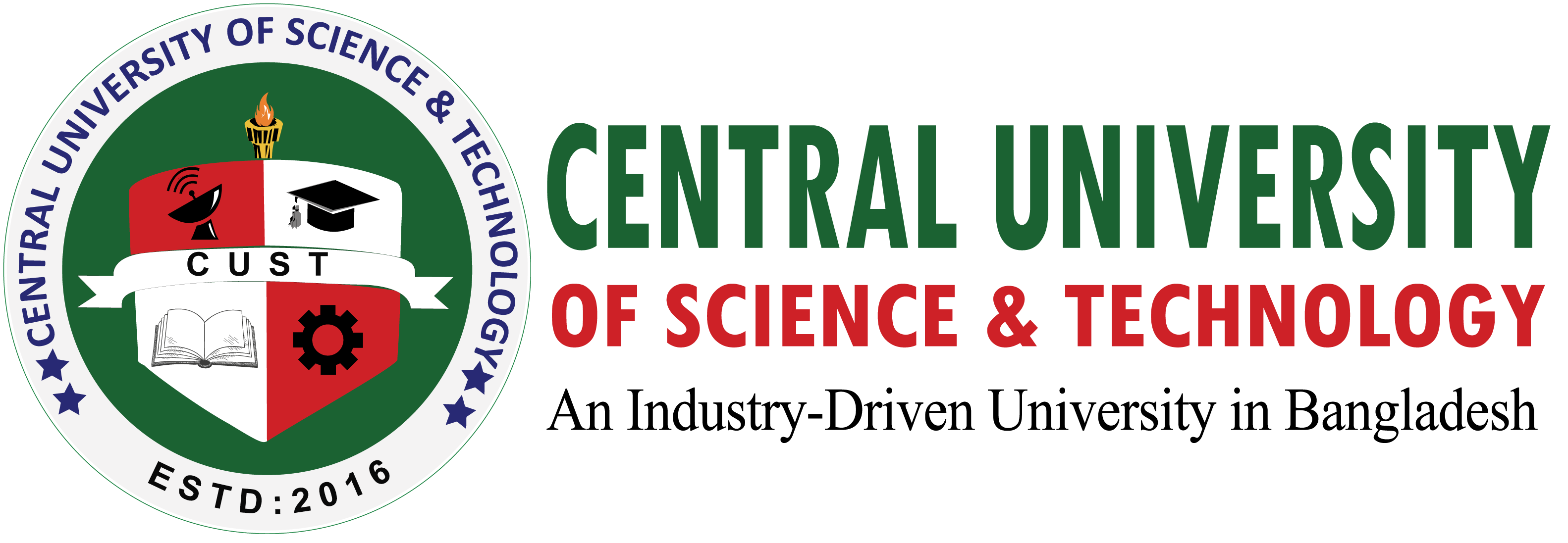 Offline Admission Form - Central University of Science & Technology