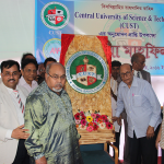 Opening Ceremony of CUST