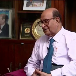National Professor & Founder Chairman Dr. M R Khan, CUST