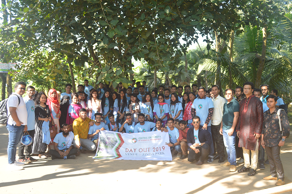 Study Tour 2019, Central University of Science & Technology